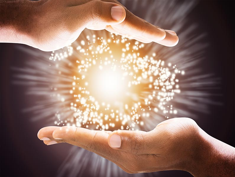 Distance Energy Healing - Package of 3 Sessions