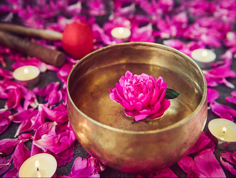 Hands-on Sound and Crystal Chakra Therapy - Package of 3 Sessions