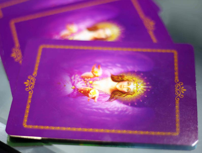 Personal Oracle Guidance Reading